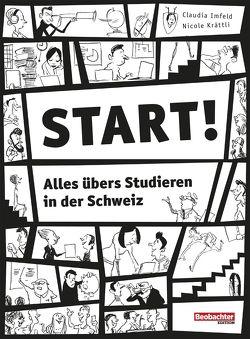 Start! von Imhof,  Claudia, Krättli,  Nicole