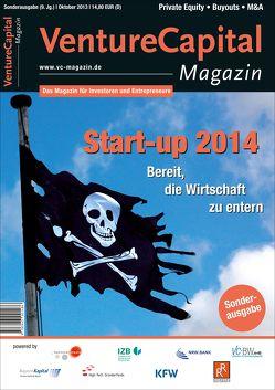 Start-up 2014 von GoingPublic Media AG