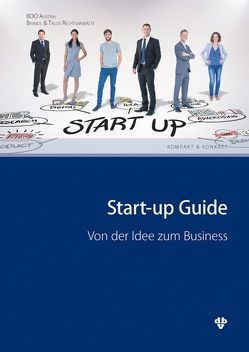 Start-up Guide von BDO Austria GmbH
