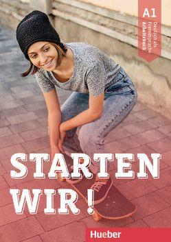 Starten wir! A1 von Brüseke,  Rolf, Scheuerer,  Sinem