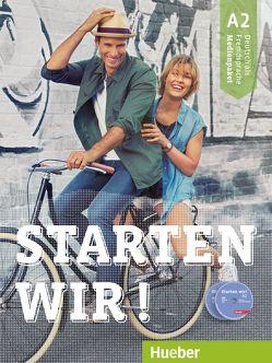 Starten wir! A2 von Brüseke,  Rolf, Scheuerer,  Sinem