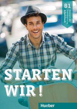Starten wir! B1 von Brüseke,  Rolf, Scheuerer,  Joachim
