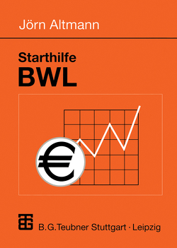Starthilfe BWL von Altmann,  Jörn