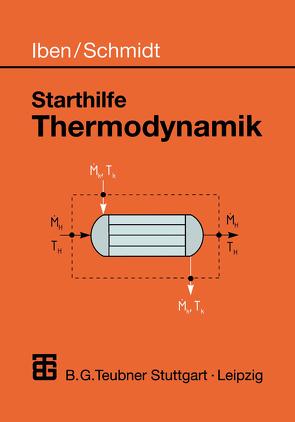 Starthilfe Thermodynamik von Iben,  Hans Karl, Schmidt,  Jürgen