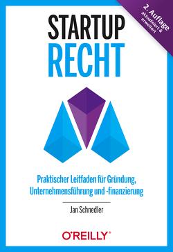 Startup-Recht von Schnedler,  Jan