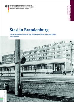 Stasi in Brandenburg von Soch,  Konstanze