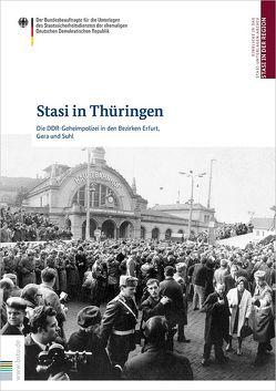 Stasi in Thüringen von Boeger,  Peter, Catrain,  Elise