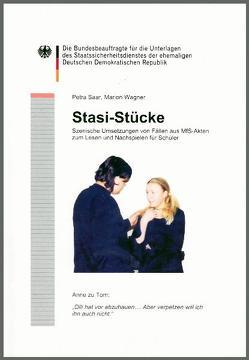 Stasi-Stücke von Saar,  Petra, Wagner,  Marion
