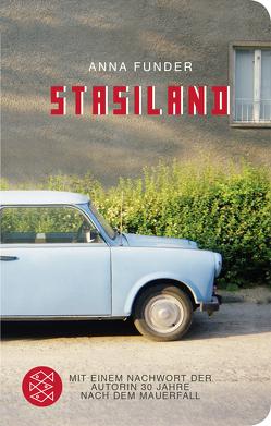 Stasiland von Funder,  Anna, Riemann,  Harald
