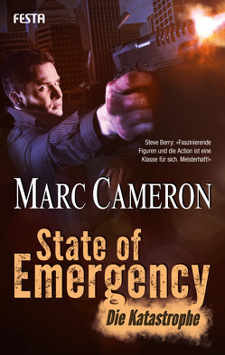 State of Emergency – Die Katastrophe von Cameron,  Marc
