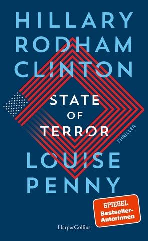 State of Terror von Penny,  Louise, Rodham Clinton,  Hillary, Uplegger,  Sybille