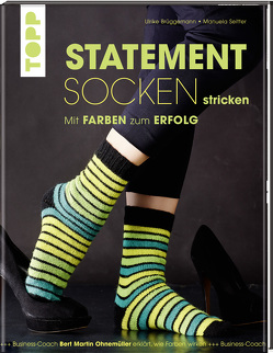 Statement Socken stricken von Brüggemann,  Ulrike, John,  Britta, Seitter,  Manuela