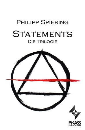 STATEMENTS von Spiering,  Philipp