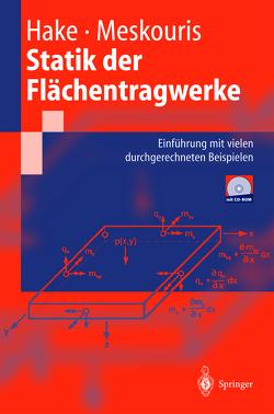 Statik der Flächentragwerke von Hake,  E., Meskouris,  K