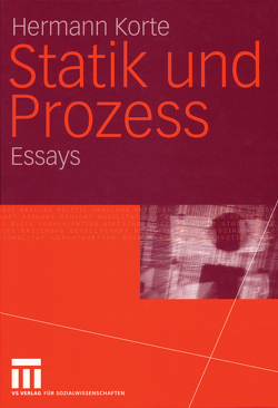 Statik und Prozess von Korte,  Hermann