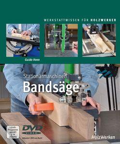 Stationärmaschinen – Bandsäge von Henn,  Guido