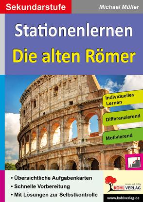 Stationenlernen Die alten Römer