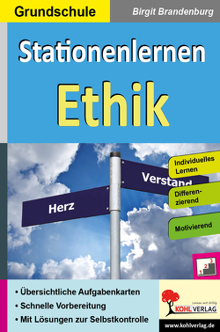 Stationenlernen Ethik / Grundschule von Brandenburg,  Birgit