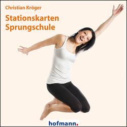 Stationskarten Sprungschule von Kröger,  Christian