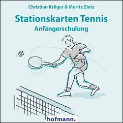 Stationskarten Tennis von Kröger,  Christian, Zietz,  Moritz