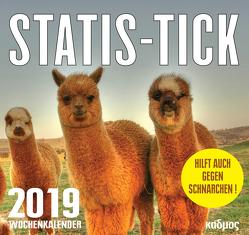 Statis-Tick (2019) von Burckhardt,  Wolfram