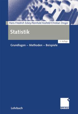 Statistik von Dreger,  Christian, Eckey,  Hans Friedrich, Kosfeld,  Reinhold
