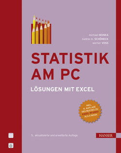 Statistik am PC von Monka,  Michael, Schöneck,  Nadine M., Voss,  Werner