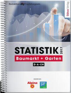 Statistik Baumarkt + Garten 2017 von diy Fachmagazin