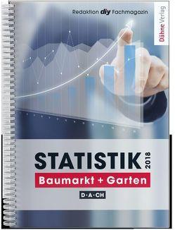 Statistik Baumarkt + Garten 2018 von diy Fachmagazin