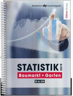 Statistik Baumarkt + Garten 2019 von diy Fachmagazin