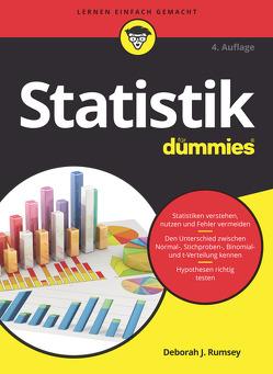 Statistik für Dummies von Engel,  Reinhard, Majetschak,  Beate, Rumsey,  Deborah J.