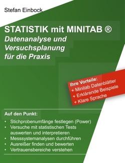 Statistik mit Minitab von Einbock,  Stefan
