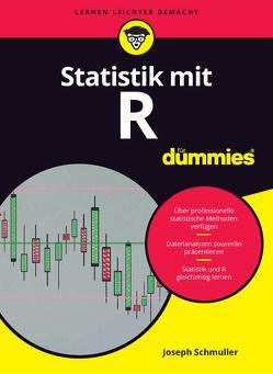 Statistik mit R für Dummies von Haselier,  Rainer G., Schmuller,  Joseph