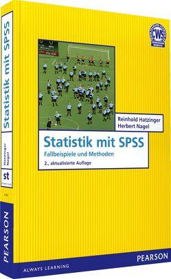 Statistik mit SPSS von Hatzinger,  Reinhold, Nagel,  Herbert