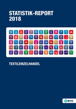 Statistik-Report Textileinzelhandel 2018 von Anders,  Anja