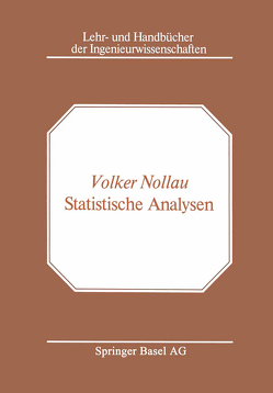 Statistische Analysen von NOllau,  V.
