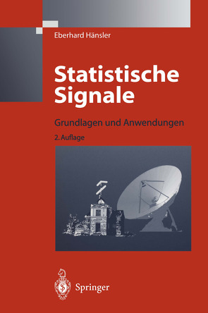 Statistische Signale von Hänsler,  Eberhard