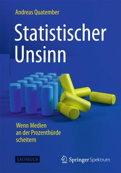 Statistischer Unsinn von Quatember,  Andreas