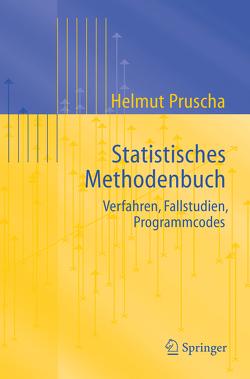 Statistisches Methodenbuch von Pruscha,  Helmut