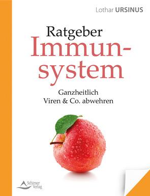 Ratgeber Immunsystem von Ursinus,  Lothar