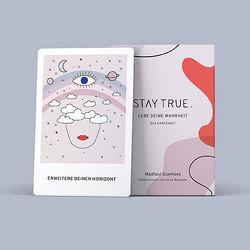 Stay TRue. Das Kartenset von Guemoes,  Madhavi, Wassmer,  Anna