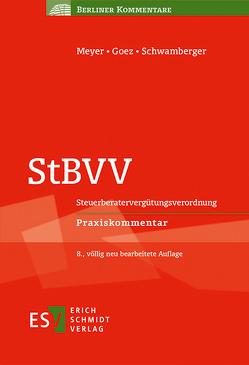 StBVV von Goez,  Christoph, Jost,  Walter, Meyer,  Horst, Schwamberger,  Gerald, Volkmann,  Thomas