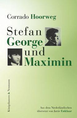 Stefan George und Maximin von Hoorweg,  Corrado