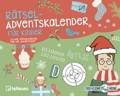 Stefan Heine Adventskalender für Erwachsene 2018 von Stefan Heine