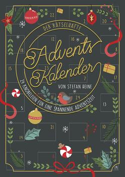 Stefan Heine Adventskalender für Erwachsene 2019 von Stefan Heine