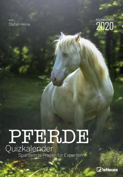 Stefan Heine Pferde-Quiz 2020 Wochenkalender