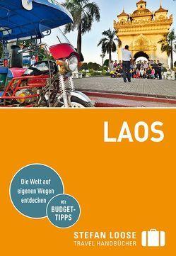 Stefan Loose Reiseführer Laos von Düker,  Jan