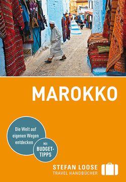 Stefan Loose Reiseführer Marokko von Brunswig,  Muriel