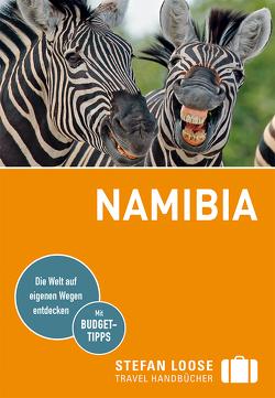 Stefan Loose Reiseführer Namibia von Pack,  Livia, Pack,  Peter