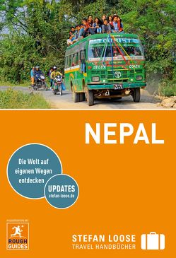 Stefan Loose Reiseführer Nepal von Butler,  Stuart, South,  Mark, Stables,  Daniel